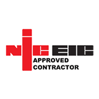 NICEIC accredited qualification for electricians.